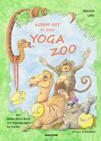 Cover Buch Yoga-Zoo von Marion Lör